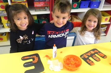 Pre-K Program – Weekly Themes