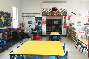 Pre-K Program – Organized Classroom