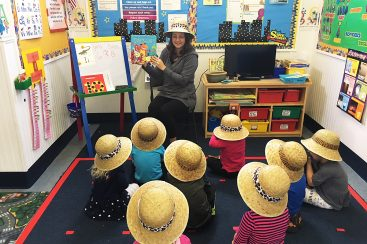 Pre-K Program – Circle Time
